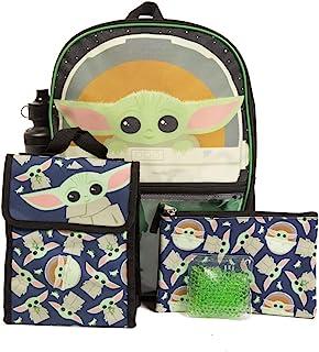 Star Wars The Force Awakens Episode 7 School Bag Rucksack Backpack New Gift