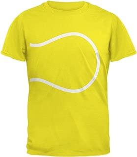 Halloween Tennis Ball Costume Mens T Shirt