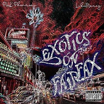 Exotics on Fairfax