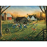 Rugslv Puzzles Classiques Puzzle 1000 Pieces Adultes Enfants Jouant au Rugby Jouets Éducatifs pour Jeux Éducatifs