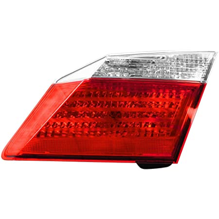 Rear Tail Light Lamp Assembly Inner RH RR Passenger Side for Honda Accord Sedan