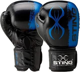STING Men's Vulcan Sparring and Bag Gloves