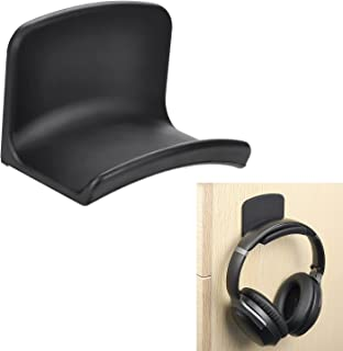Neetto Headphone Hanger Holder Wall Mount, Headset Hook Under Desk, Universal Stand for Sennheiser, Sony, Bose, Beats, AK...