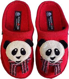 HAFLINGER Panda, Color: Red, Size: 42 (313061-11H-42)
