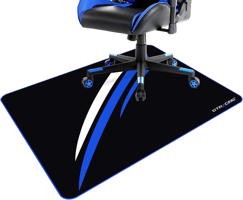 年末年始大決算 GTRACING Gaming Chair Mat for Hardwood x 35inch 43 Office セール Floor