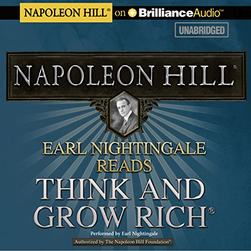Earl Nightingale Reads Think and Grow Rich cover art