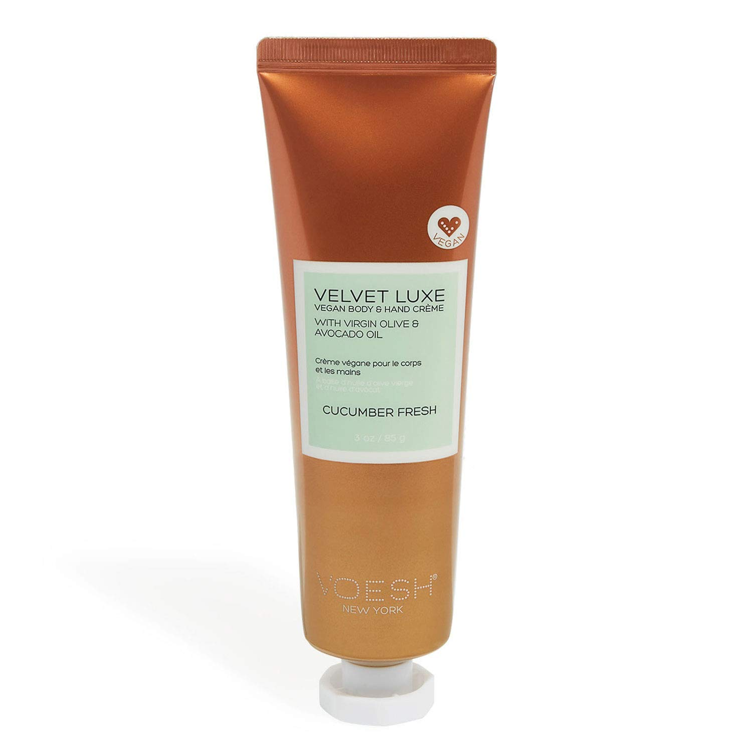 VOESH Velvet Luxe Vegan 2021new shipping free Hand and - Lotion Scen Body Moisturizing Max 73% OFF