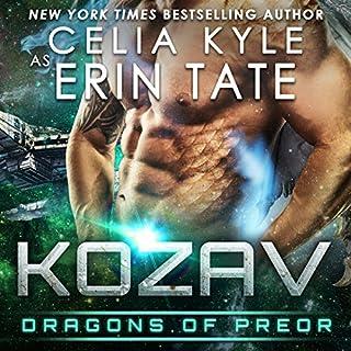 Kozav audiobook cover art