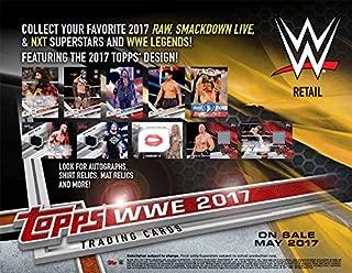 Topps 2017 WWE Blaster Box, Black, 3