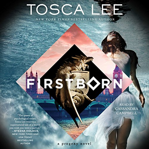Firstborn: A Progeny Novel cover art