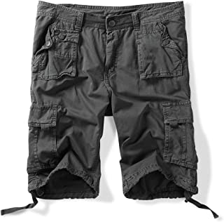 Sponsored Ad - BUFOSA Men's Multi Pockets Casual Cargo Shorts