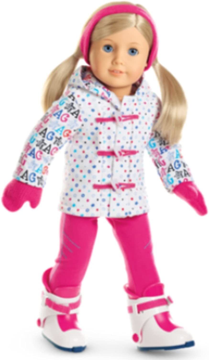 American Girl - Hit the Slopes Outfit for Dolls - Truly Me 2015 by American Girl