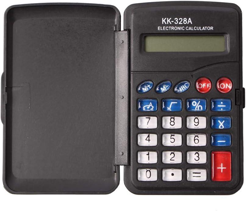 Pocket Calculator Washington Mall 10-Digit Handheld New life Busin Function Mini Standard