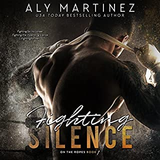 Fighting Silence audiobook cover art