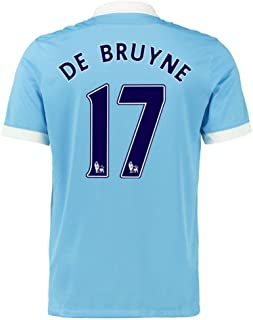 Nike Manchester City Home Jersey De Bruyne #17 Adult Extra-Large
