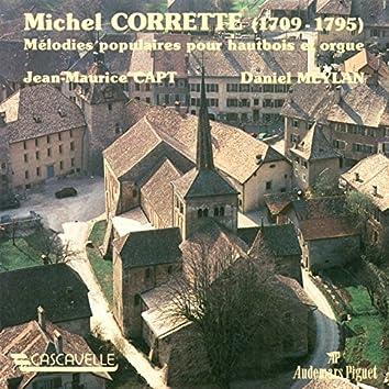 Michel Corrette: Nouveau Livre de Noëls (Extraits)