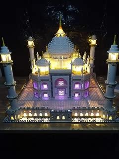 brickled LED Lighting Kit for Lego Taj Mahal 10256 (Lego Set not Included)