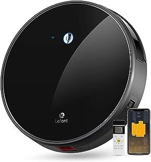 LEFANT Robot Aspirador,succión de 2200 Pa,Control WiFi,Funciona con Alexa y Google,mapeo Inteligente,silencioso,autocargab...