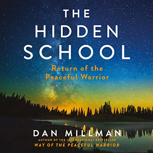 The Hidden School audiobook cover art