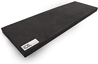 """XCEL Yoga Knee Pad - Compact Exercise Pad for Knee, Elbow and Wrist Comfort 17"""" x 8"""" x 1"""" Thick"""