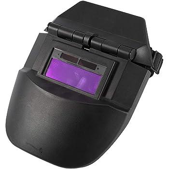 Casco de Soldadura de Oscurecimiento M/áscara de Soldadores Caretas Careta Soldar Automatica
