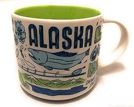 Starbucks ALASKA Been There Series Across the Globe Collection Coffee Mug 14 Ounce