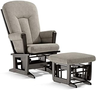 Dutailier Rose 2732 Glider Chair with Ottoman