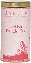 Jarved Turkish Delight Tea: Chamomile, Hibiscus and Rose | 75 g | Makes 30 cups