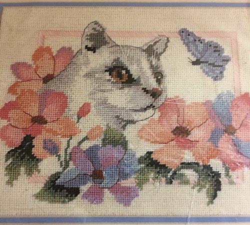 정원 고양이 바늘 포인트 52042