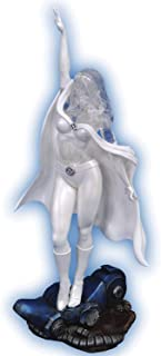 DIAMOND SELECT TOYS Marvel Gallery: Emma Frost Diamond PVC Figure, Multicolor, 12 inches