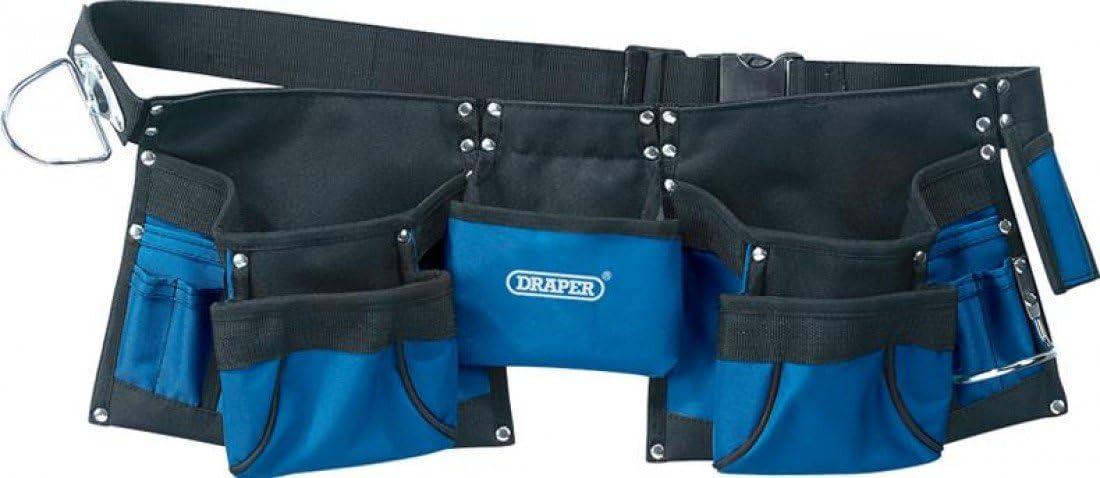 Draper 5 Cheap bargain ☆ popular 03068 Heavy-Duty Pouch Double Tool
