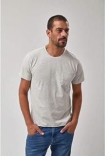 Camiseta Hiking Up - Cinza Mescla
