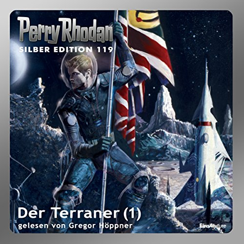 Der Terraner, Teil 1 audiobook cover art