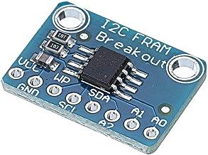 Electronic Module Non-Volatile MB85RC256V 32KB FRAM Board Memory IC 12C Development Tool 2.7-5.5V for IoT Sensor Portable ...