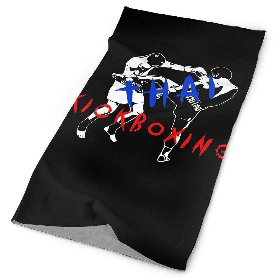 IRON1974 Gym Muay Thai Kickboxing Unisex Sport Scarf Headbands Bandana Outdoor Sweatband Headwear