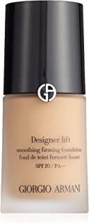 Giorgio Armani Designer Lift Smoothing Firming Foundation Spf20 - # 7