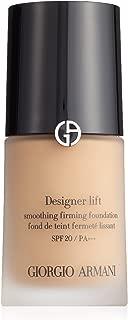 Giorgio Armani Designer Lift Smoothing Firming Foundation Spf20 - # 7