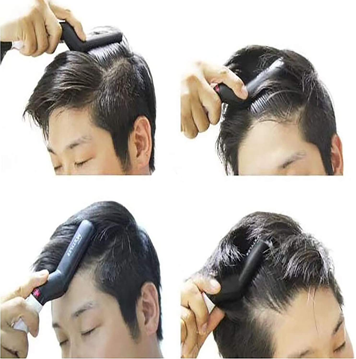 Multifunctional Straight Hair CombMen's Hair Styling CombMassage Hair Comb Hair Styling Combfor The MassesA Variety of Styling to Create Their Own