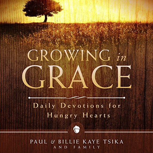Growing in Grace audiobook cover art