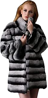 rabbit chinchilla coat