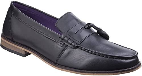 Lambretta Pour des hommes Portobello Portobello Portobello Loafer King Slip On Leather Durable chaussures b44