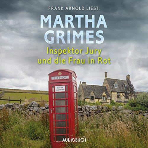 Inspektor Jury und die Frau in Rot Titelbild