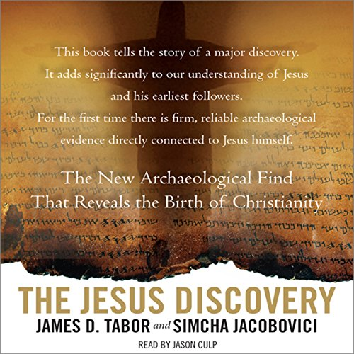 The Jesus Discovery cover art