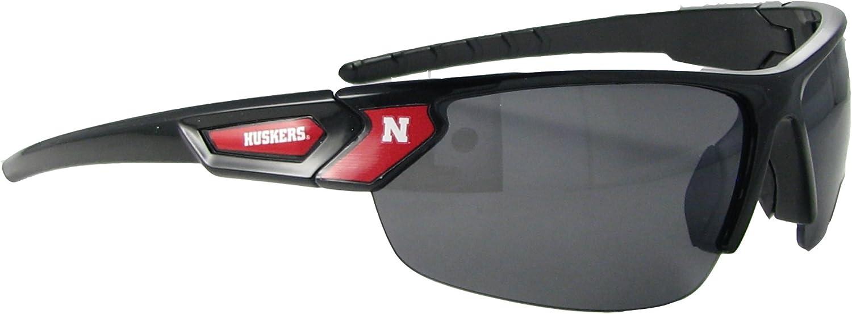 Nebraska Cornhuskers Black Red Sport Oakland Mall NU S Womens Our shop most popular Sunglasses Mens
