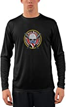 Uncle Sam's Misguided Children Mans Long Sleeve O Neck Tshirts