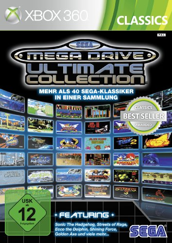 SEGA Mega Drive Ultimate Collection [Xbox Classics]