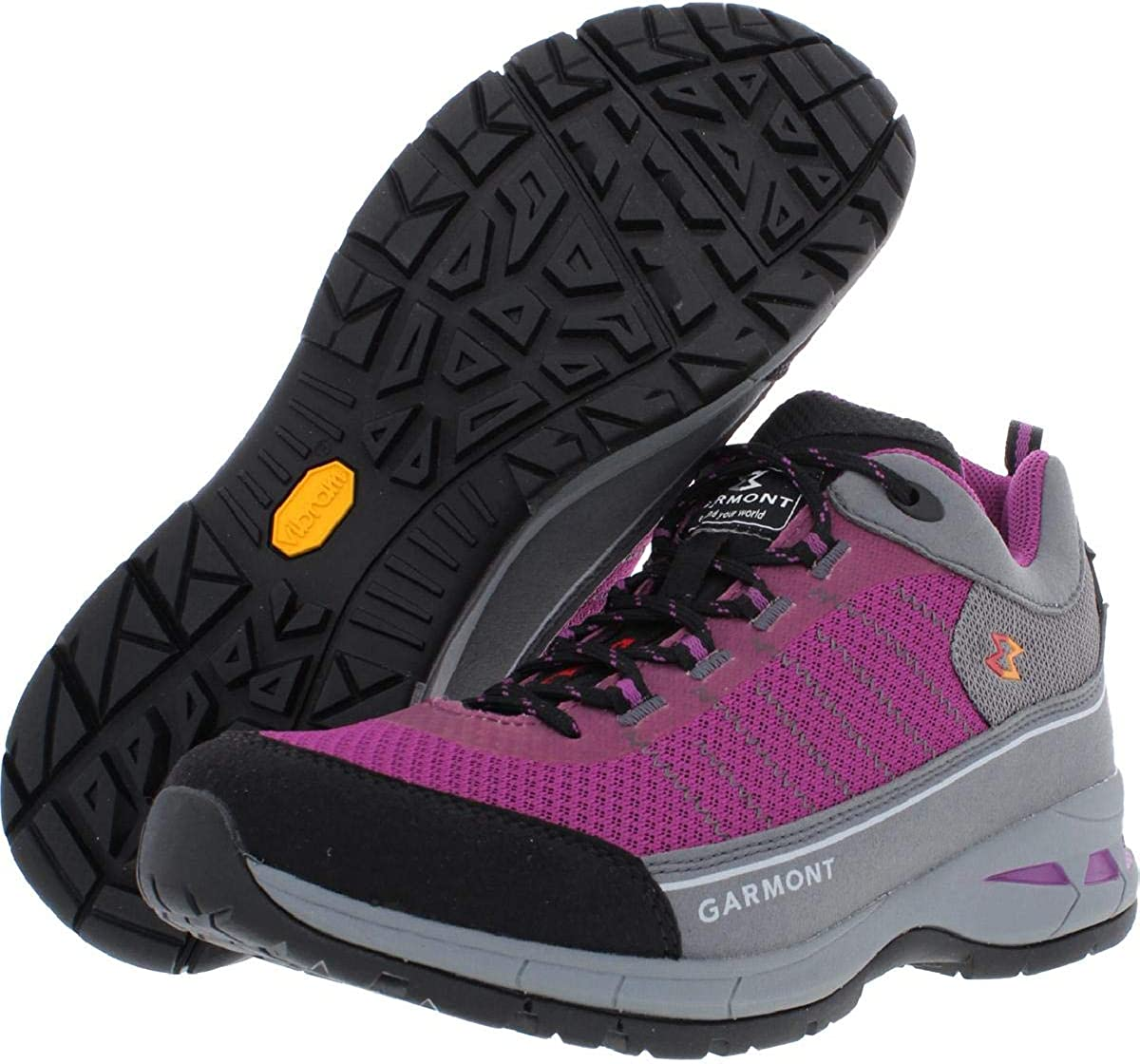 Garmont Womens Nagevi Vented Ankle-High Hiking Shoe