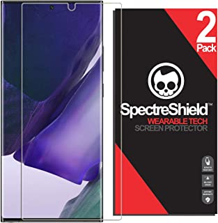 Spectre Shield (2 Pack) Screen Protector for Samsung Galaxy Note 20 Ultra Accessory Samsung Galaxy Note20 Ultra Screen Pro...