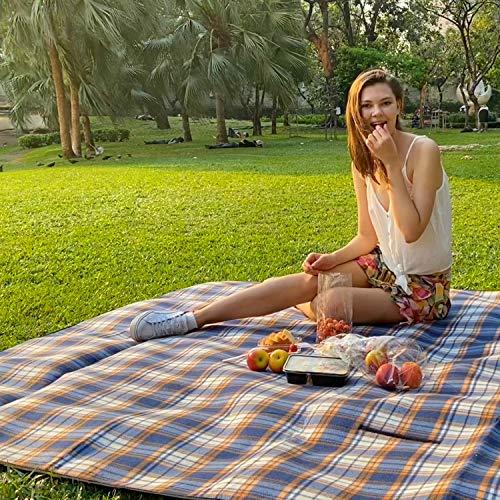 Picknickdecke Extra große 79