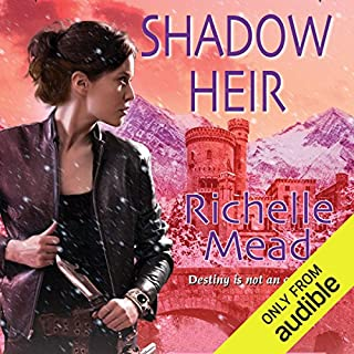 Shadow Heir audiobook cover art